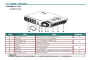 丽讯Vivitek D519投影机说明