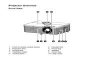 优派PJD6544w投影机使用说明书