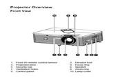 优派PJD6345投影机使用说明书