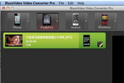 BlazeVideoVideoConverter Pro For Mac 2.0