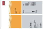 阿里斯顿FLAT70VH2.5AG+WH平板电热水器使用说明书