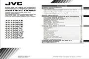 JVC胜利AV-2106CE彩电使用手册