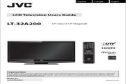 JVC胜利LT-32A200液晶电视使用手册