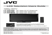 JVC胜利LT-32P300液晶电视使用手册