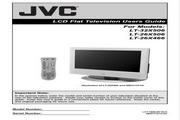 JVC胜利LT-26X466液晶平板电视使用手册