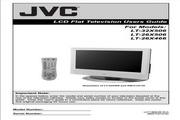 JVC胜利LT-26X506液晶平板电视使用手册