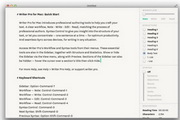 Writer Pro For Mac 1.0