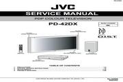 JVC胜利PD-42DX等离子彩电服务手册