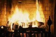 The Magic Fireplace Screensaver 2.0