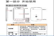 海信T908手机说明书