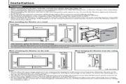 JVC GM-P421U等离子显示器说明书