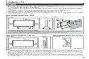 JVC胜利GM-V42S等离子显示器使用说明书