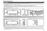JVC胜利GM-V42PCE等离子显示器使用说明书