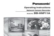 松下BB-HNP11A网络摄像机录像机使用手册