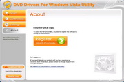 DVD Drivers For Windows Vista Utility