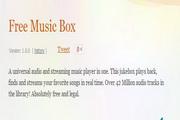 Free Music Box