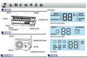 海尔KFR-32GW/06NFA23A(银)家用空调使用安装说明书