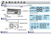 海尔KFR-26GW/06NFA23A(银)家用空调使用安装说明书