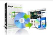 MacX  DVD RipperPro For Mac 4.5.3