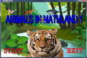 数学王国的动物...