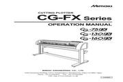 Mimaki CG-130FX打印机说明书