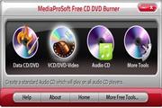MediaProSoft Free CD DVD Burner 7.9.2