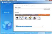 MediaProSoft Free CUDA Video Converter 7.2.8