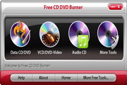 Free CD DVD Burner 6.0.7