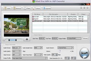 WinX Free MP4 to 3GP Converter