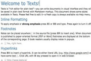 Texts For Mac 1.2