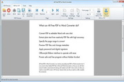All Free PDF to Word Converter