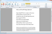 All Free PDF Merger Splitter 3.1.4
