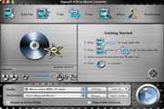 Bigasoft VOB to iMovie Converter for Mac 3.2.3.4772