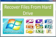Recover Files From Hard Drive 4.0.0.32