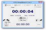 CPS StopWatch
