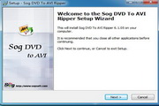 Sog DVD to AVI ripper 6.1.18