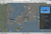 Flightradar24 for MAC 1.98