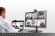 PoloMeeting视频会议系统完整安装包 5.80