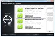 Freemore WMA to MP3 Converter 6.2.8