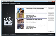 Freemore 3GP Video Converter