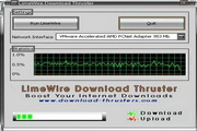 LimeWire Download Thruster 4.2.0