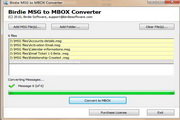 Convert MSG to MBOX 3.0