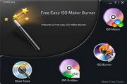 Free Easy ISO Maker Burner 2.1.5