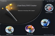 Free Easy DVD Creator