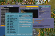 OpenTTD For Linux Debian Wheezy (i386, 32bit)