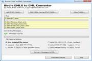Convert EMLX to EML 6.8