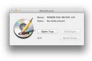 MediaEraser For Mac 2.0
