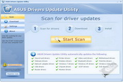 ASUS Drivers Update Utility 2015.05.27