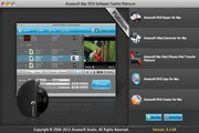 Aiseesoft Mac DVD Toolkit Platinum 6.3.12