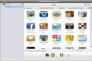 AVCWare iPad Apps Transfer for Mac